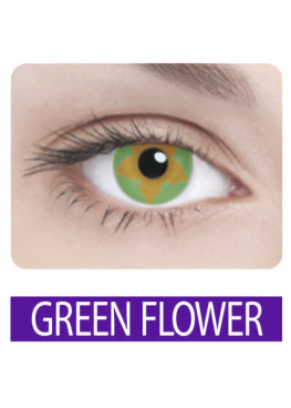 ADRIA Crazy GREEN FLOWER (1 шт)