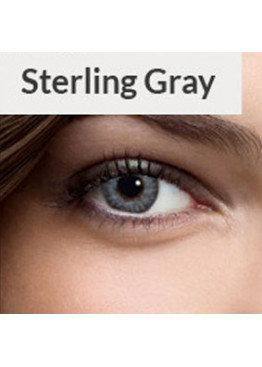 FreshLook ColorBlends Sterling Gray (2 шт)