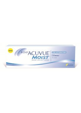 1-Day ACUVUE Moist for ASTIGMATISM (30 шт)