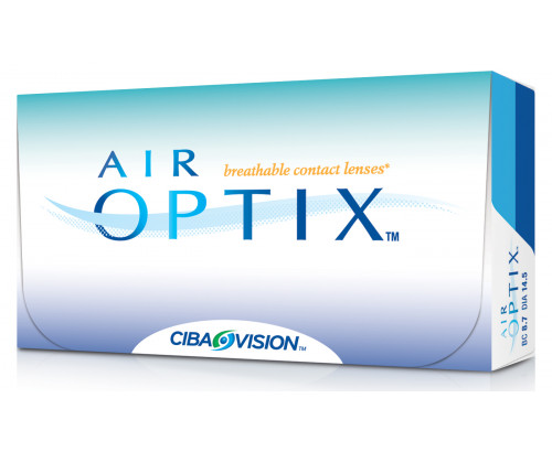 AIR OPTIX Aqua (6 шт)