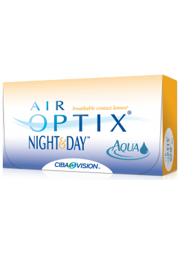 AIR OPTIX Night&Day (3 шт)